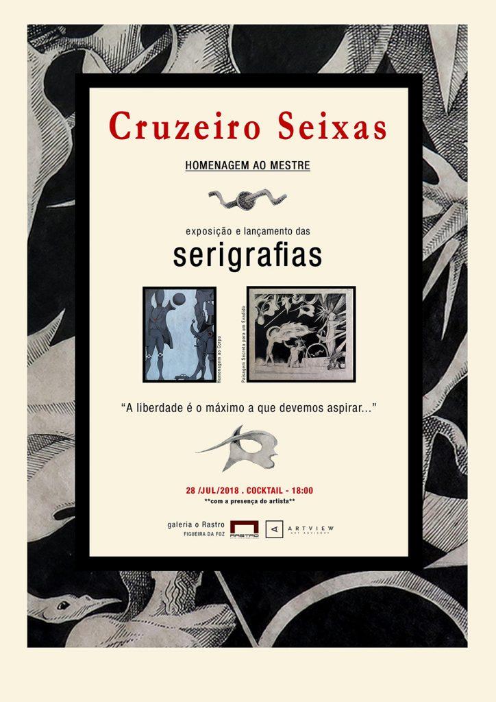 Flyer Cruzeiro Seixas