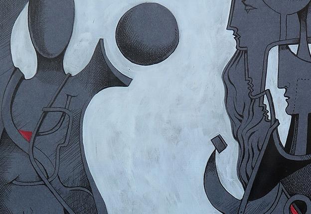 Cruzeiro Seixas – Homenagem e Lançamento de Serigrafias