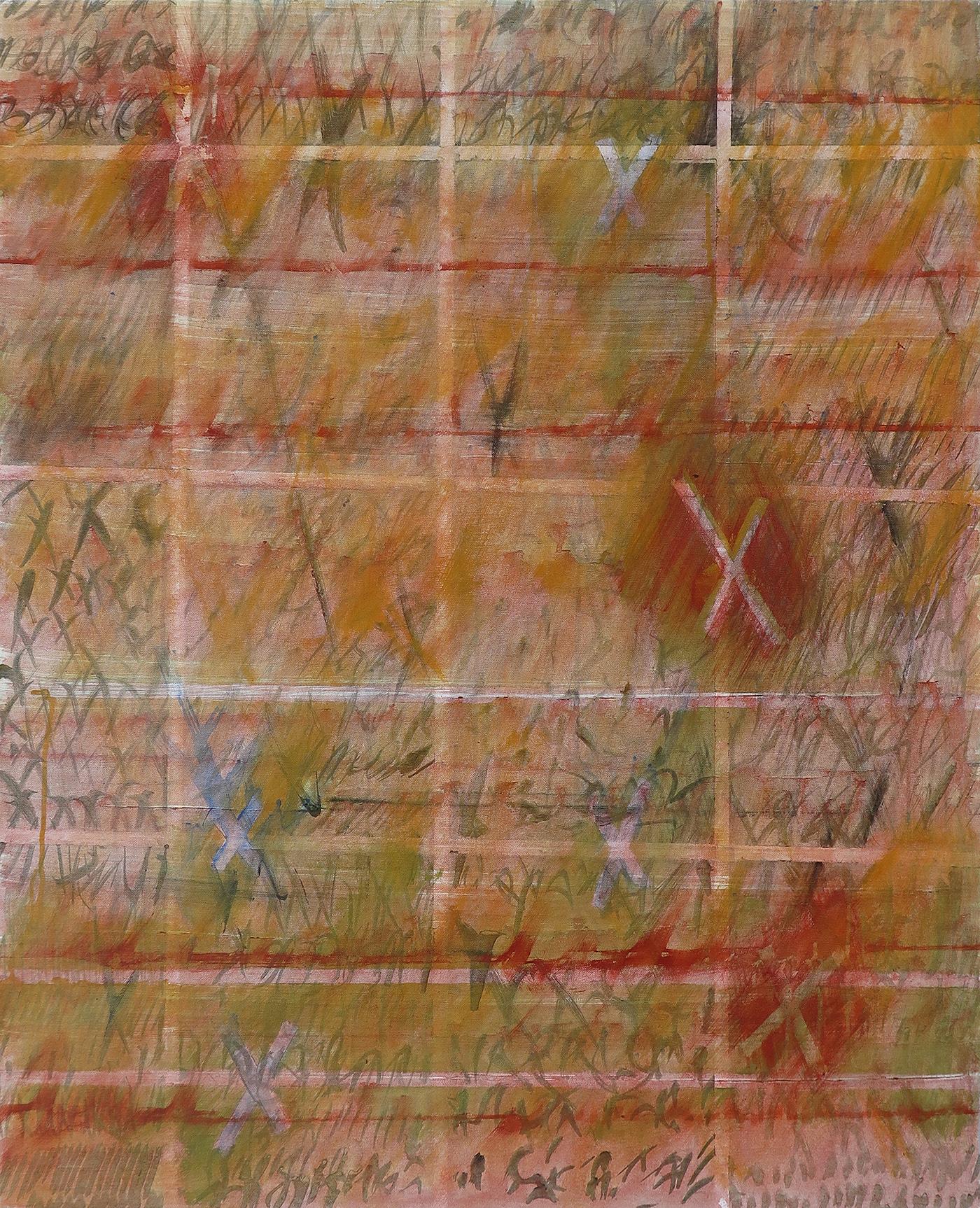 Acrílico sobre tela, 100 x 81 cm, # 5